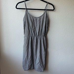 Old Navy Womens sun dress sz S elastic waist